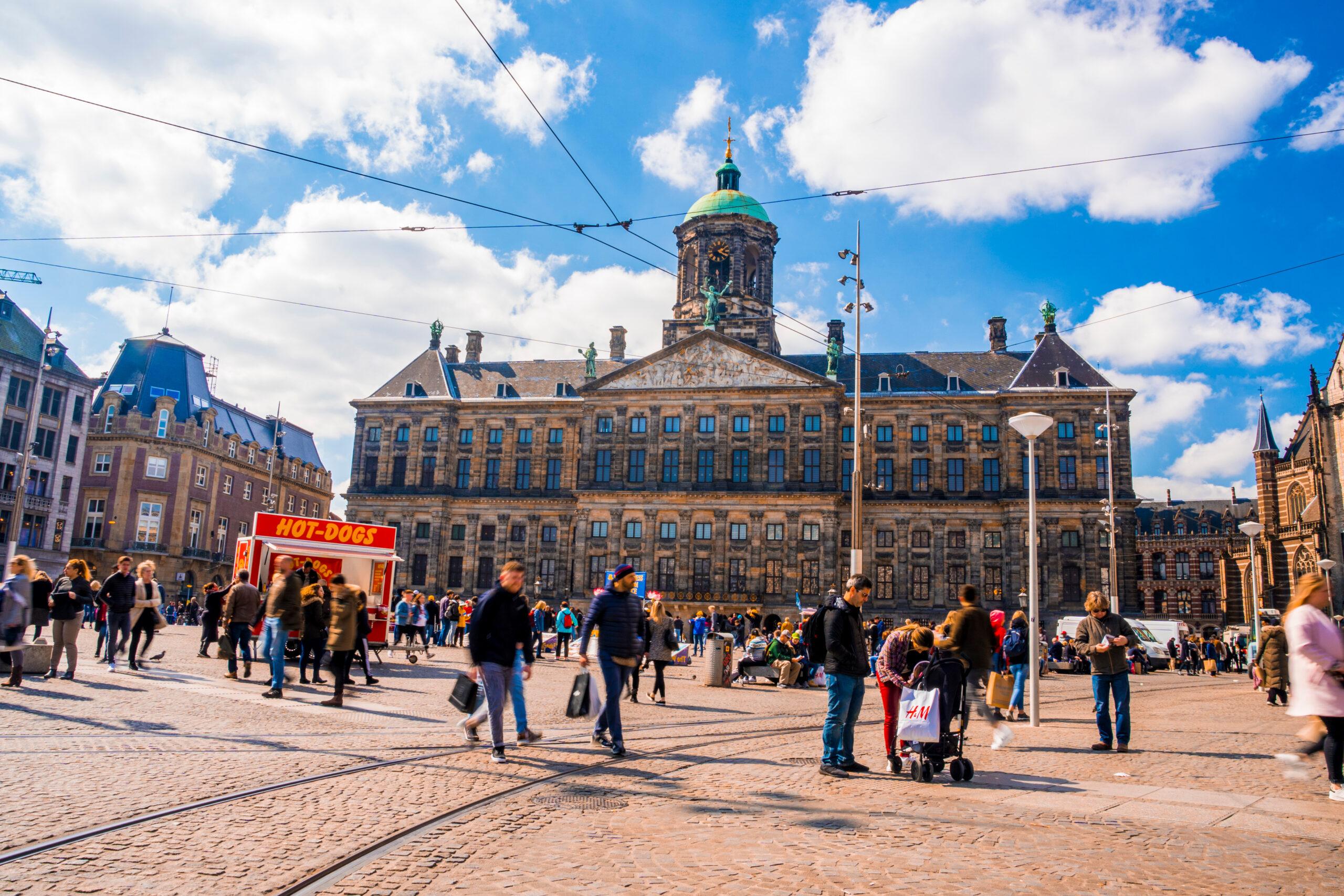 image for Amsterdam op weg naar actieve openbaarheid image