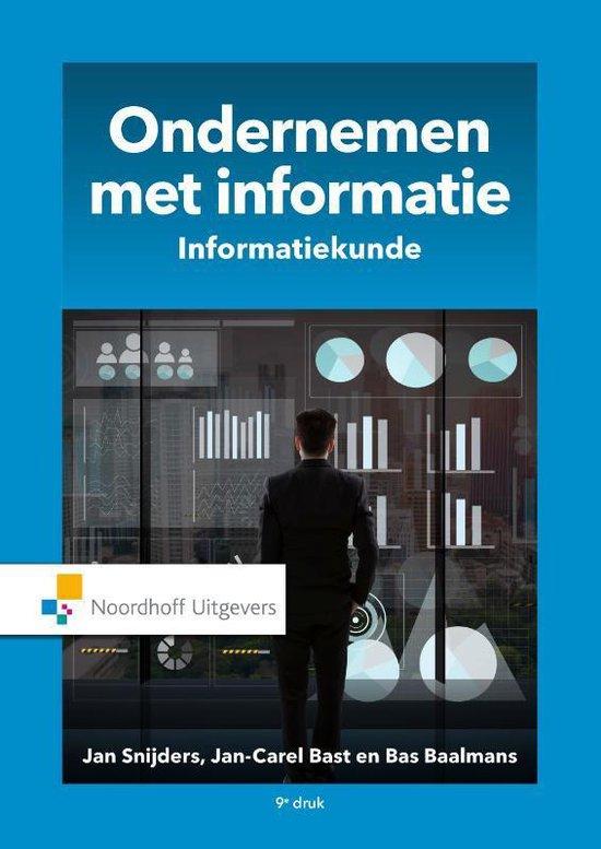 image for Hulp bij kennisintensieve bedrijfsprocessen en informatievoorziening image