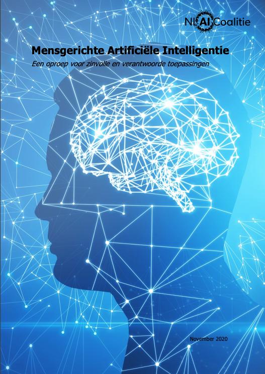 image for Mensgerichte Artificiële Intelligentie image